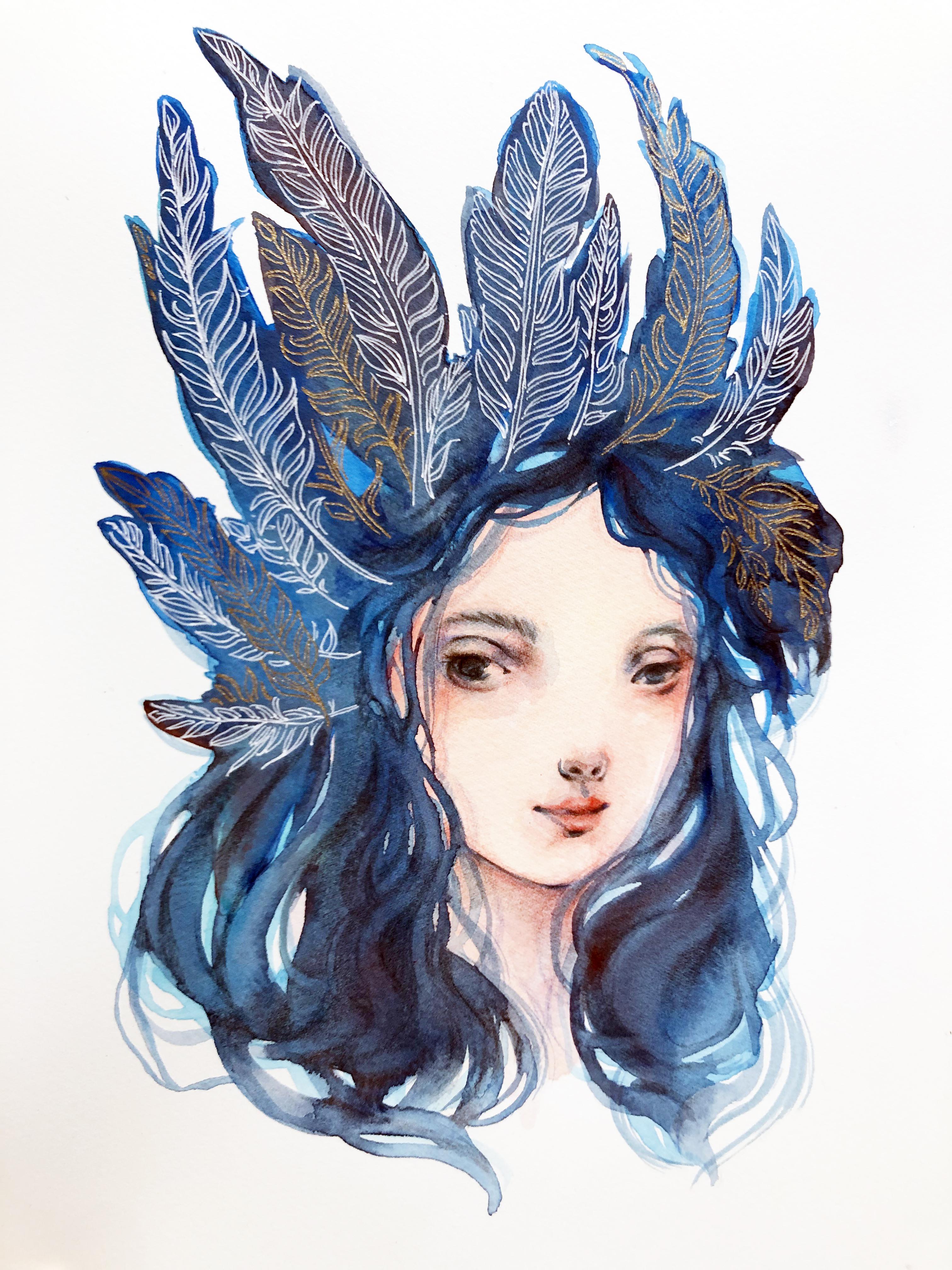 feathergirl